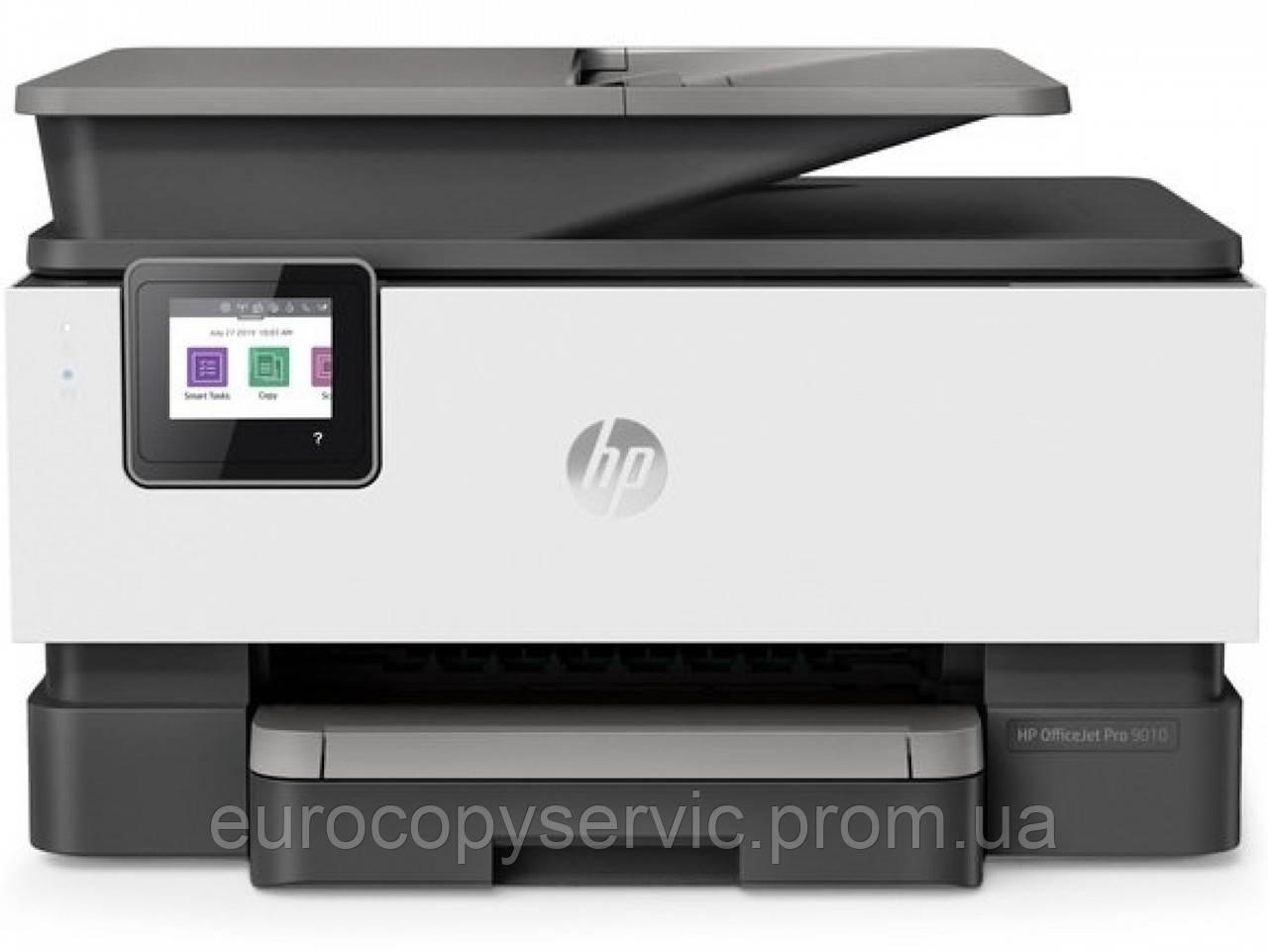 БФП A4 HP OfficeJet Pro 9010 (3UK83B) з Wi-Fi