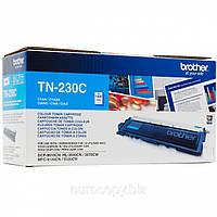 Тонер-картридж Brother HL-3040CN/DCP-9010CN/MFC-9120CN ресурс 1 400 стор. Cyan (TN230C) Original