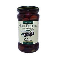 """Оливки тёмные """"Bullets"""" (пикантные), фото 1"""