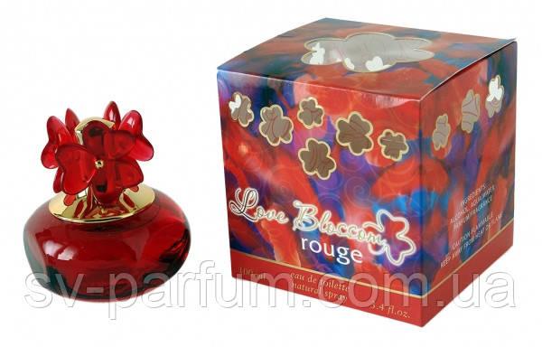 Туалетная вода женская Love Blossom Rouge 100ml