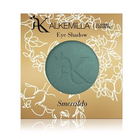 Тени для век Smeraldo 4g - сатиновые  Alkemilla