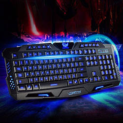 Игровая клавиатура Tricolor M200  с подсветкой USB
