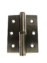 Петля дверная 75 мм, левая/правая