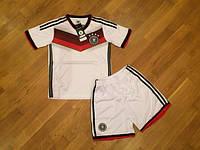 Футбольная форма сборной команды Германии(белая)