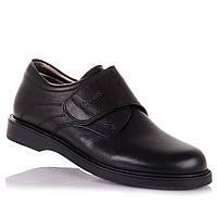Школьные туфли из натуральной кожи для мальчиков Tirenti 15.5.33 (31-40)