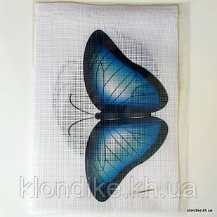 """Набор для вышивания крестом """"Бабочка"""", 19×14 см"""