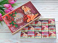 Шоколадний набір Коханій Дружині (пташине молоко)