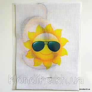 """Набор для вышивания крестом """"Солнышко"""", 19×14 см"""