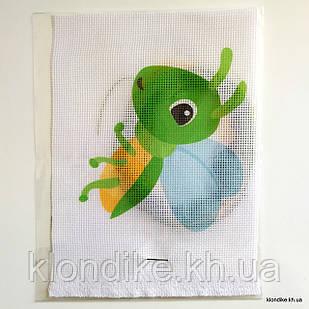 """Набор для вышивания крестом """"Жучок"""", 19×14 см"""