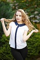 Женские блузки с коротким рукавом  (р42-48)