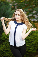 Женские блузки с коротким рукавом  (р42-48), фото 1