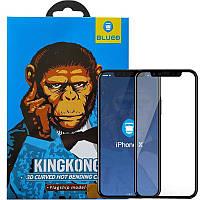 "Защитное 3D стекло Blueo Hot Bending series для Apple iPhone X (5.8"") / XS (5.8"")"