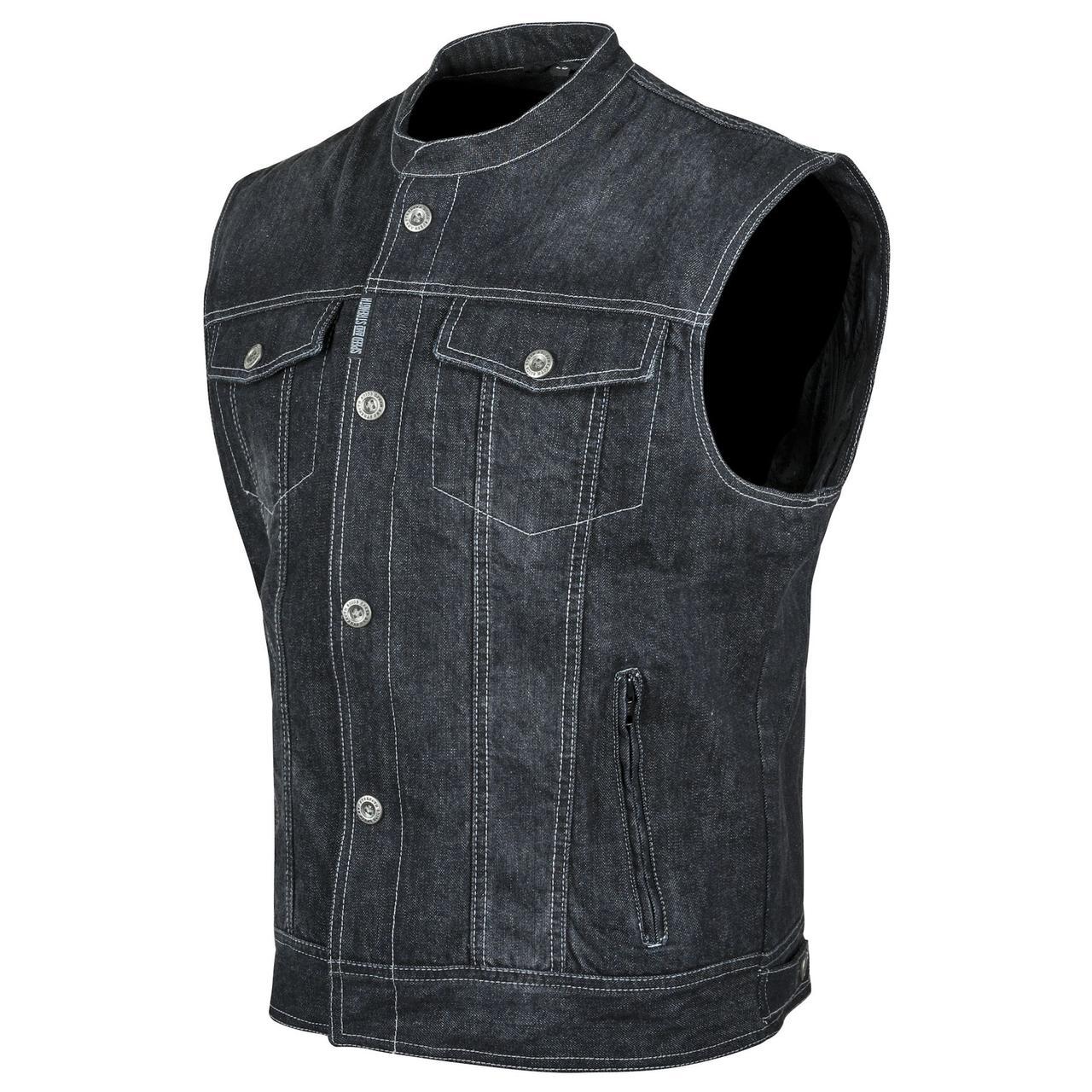 Жилет Speed and Strength Men's Soul Shaker Denim Vest Blue, S