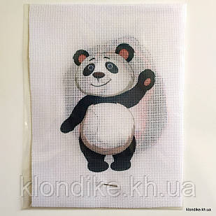 """Набор для вышивания крестом """"Панда"""", 19×14 см"""