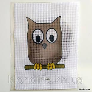 """Набор для вышивания крестом """"Сова"""", 19×14 см"""