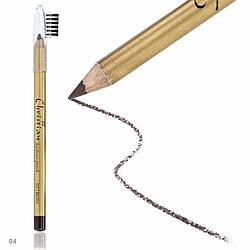 Олівець для брів зі щіточкою Christian № 04 CH-3