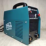 Сварочный аппарат Spektr 380А в кейсе, фото 5