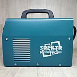 Зварювальний апарат Spektr 380А в кейсі, фото 7