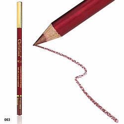 CH-7 Контурный карандаш для глаз и губ №003 Bronze