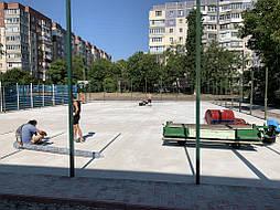Покрытие для баскетбольной площадки г.Одесса 3