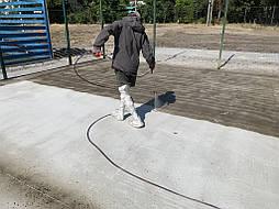 Покрытие для баскетбольной площадки г.Одесса 5