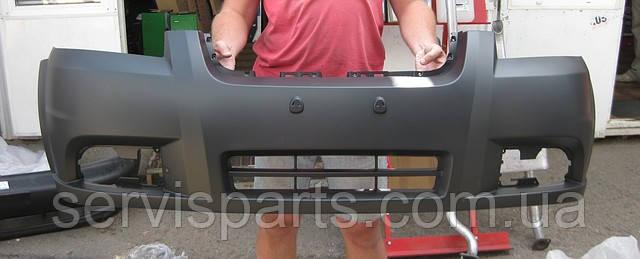 Бампер передний Aveo T250, фото 2