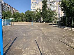 Покрытие для баскетбольной площадки г.Одесса 6