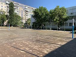 Покрытие для баскетбольной площадки г.Одесса 7