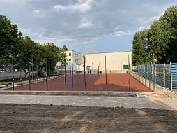 Покрытие для баскетбольной площадки г.Одесса 12
