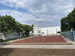 Покрытие для баскетбольной площадки г.Одесса 13