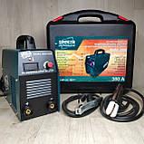 Сварочный аппарат Spektr 380А в кейсе с Маской Хамелеон Forte, фото 5