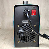 Сварочный аппарат Spektr 380А в кейсе с Маской Хамелеон Forte, фото 10