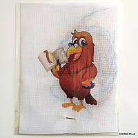 """Набор для вышивания крестом """"Птица"""", 19×14 см"""