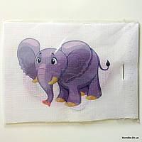 """Набор для вышивания крестом """"Слон"""", 19×14 см"""