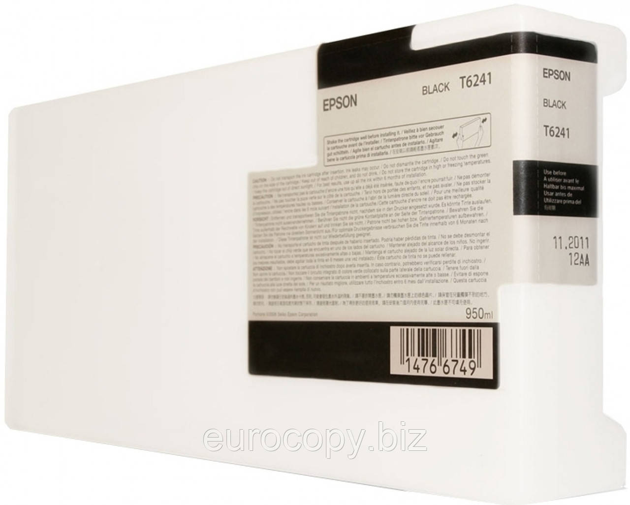 Картридж Epson SP-GS6000 Photo Black (C13T624100) Original