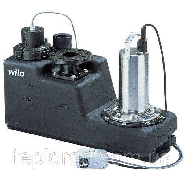 Насосная установка Wilo DrainLift S 1/5 3F (2520948)