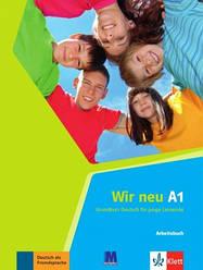 Wir Neu A1 Arbeitsbuch