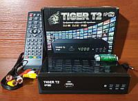 Цифровой тюнер DVB-T2 Tiger T2 IPTV