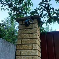 Установка систем видеонаблюдения камер высокой чёткости (камера Atis)
