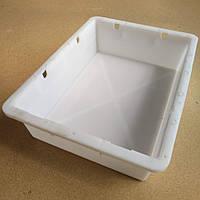 Ящик пластмассовый 530х400х140 (с/без крышки)