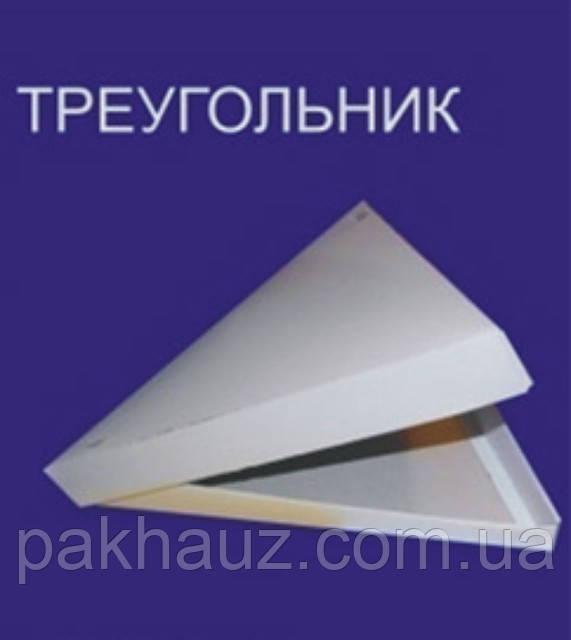Коробка-треугольник для кусочка пиццы
