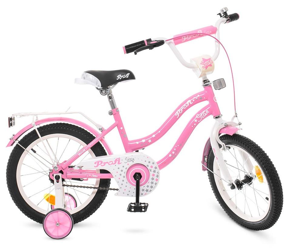 """Велосипед детский Profi Y1891 Star 18""""."""