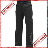 Штаны детские Craft Stretch Straight черные 1902454-9900