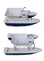 Кораблик для прикормки раздвижной Tccicadas