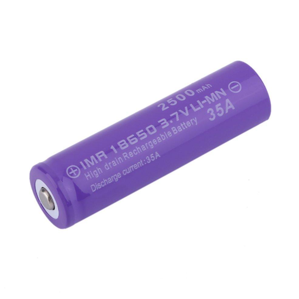 🔥 Батарейка BATTERY 18650 PURPLE (фиолетовый)
