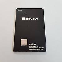 Аккумуляторная батарея для Blackview A8 max оригинал б/у с разборки 3000 mAh