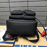 Черный рюкзак, фото 3