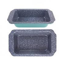 🔥 Противень мраморный для выпекания UNIQUE 1722 30*17 см