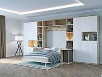 """Шкаф кровать двухспальная + диван """"Savoya"""""""