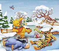 Фотообои GVP Зимние каникулы 207х242 см (4803)